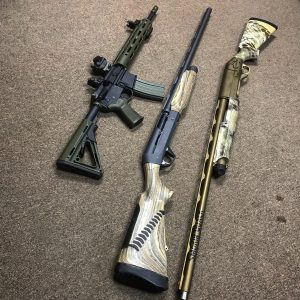 Gun Coatings for Rifles in Middletown DE